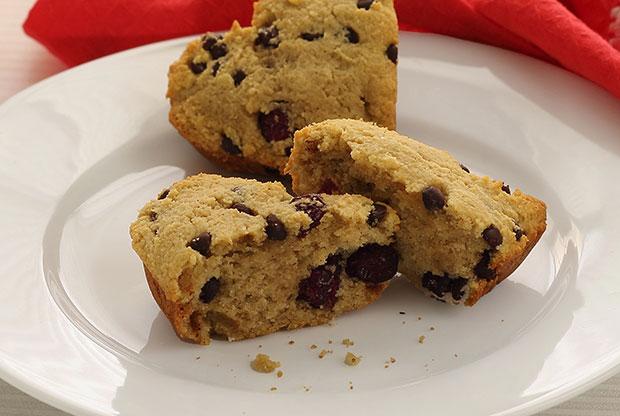 Cranberry Chocolate Chips Scone Recipe | Paleo Newbie