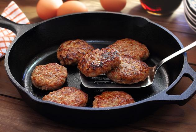 Paleo Pork Breakfast Sausage Recipe