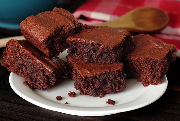 Paleo Mudflat Brownies