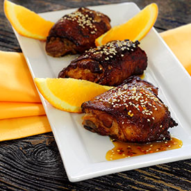 Paleo Asian Orange Chicken Recipe