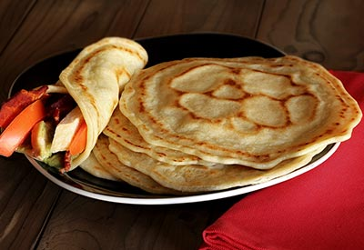 Paleo & Gluten-Free Tortillas Recipe