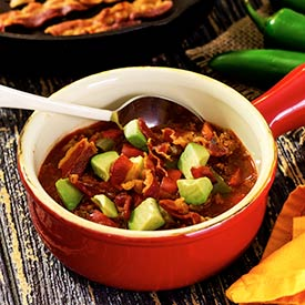 Paleo Crockpot Chili Recipe
