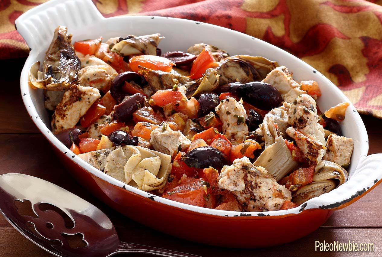Paleo Bruschetta Chicken   Paleo Newbie