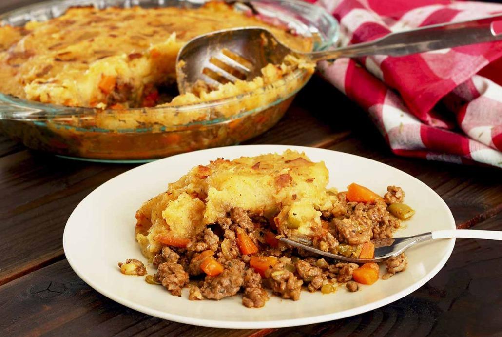 Paleo Shepherd's Pie | Paleo Newbie