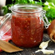 easy paleo recipe for a marinara meat sauce