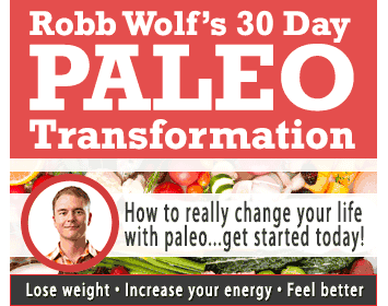Robb Wolf's Paleo Transformation
