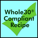 whole30 compliant recipe mark