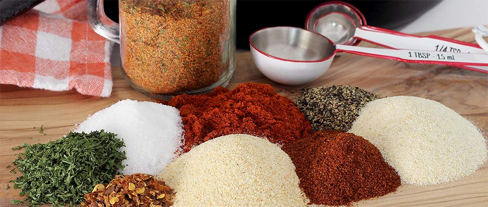 Paleo and gluten free Everyday Seasoning blend